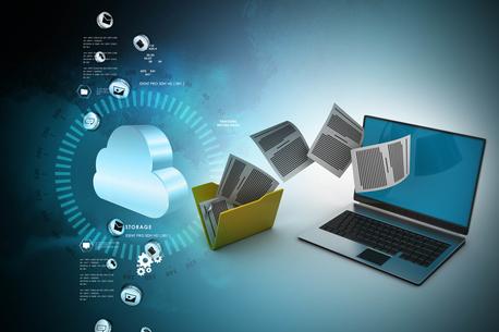 recuperación de datos archivos nube