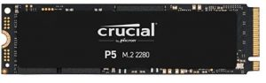 crucial p5 mejores ssd