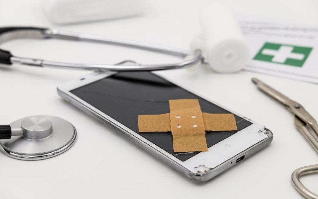 Como recuperar los datos de un móvil roto